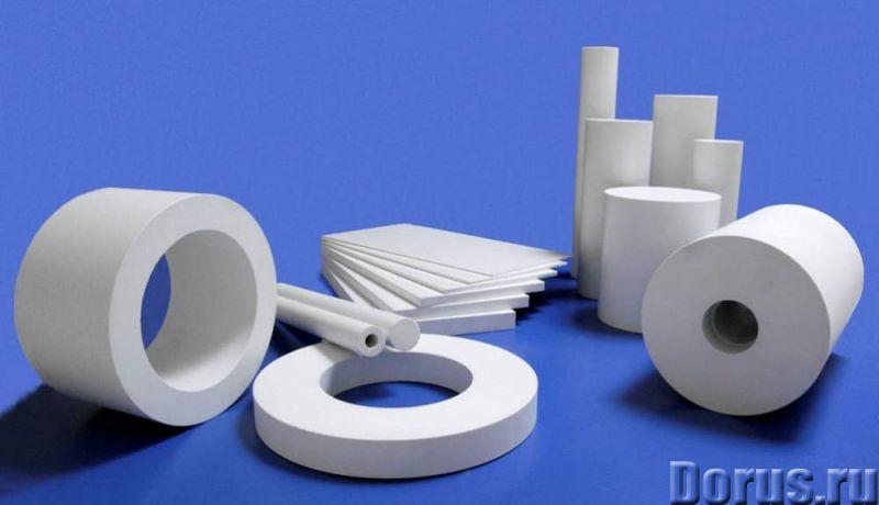 Втулки фторопластовые изготовим - Товары промышленного назначения - Фторопластовые втулки, шайбы и т..., фото 1