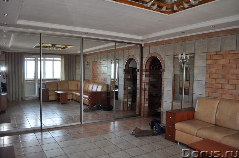 Квартира четырех комнатная. Шикарный вид на реку Кама - Аренда квартир - Квартира четырех комнатная..., фото 5