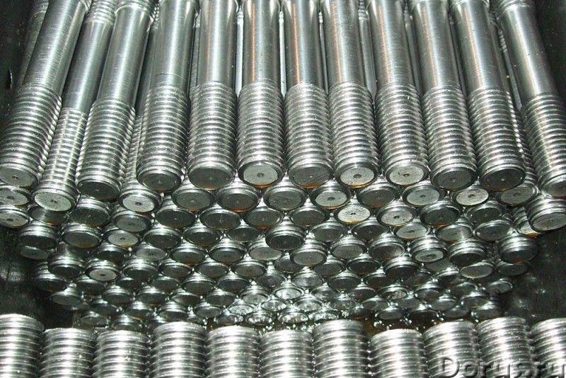 Шпильки М20 из нержавеющей стали - Товары промышленного назначения - Нержавеющая сталь А2 (AISI 304)..., фото 1