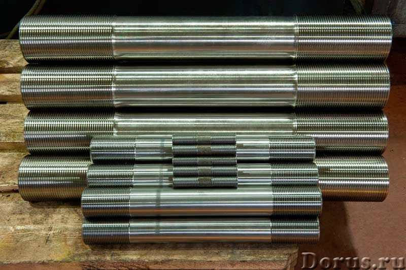 Шпильки М20 из нержавеющей стали - Товары промышленного назначения - Нержавеющая сталь А2 (AISI 304)..., фото 2