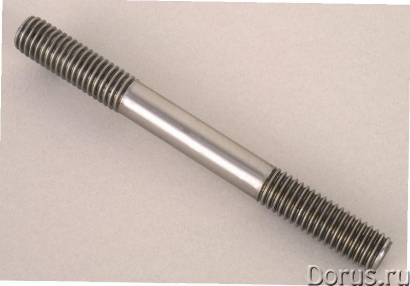 Шпильки М20 и гайки из стали А2/А4 изготовим - Металлопродукция - Выполним токарные работы на станка..., фото 2
