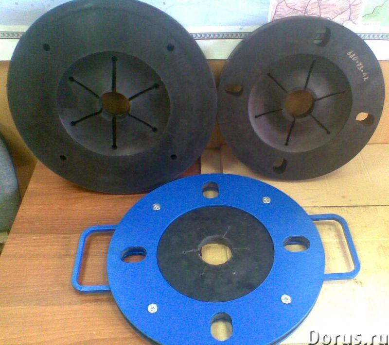 Обтираторы тип ОСР - Промышленное оборудование - Производство обтираторов резиновых, резинометалличе..., фото 2