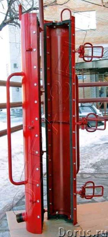 Камера грязевая КГУ - Промышленное оборудование - Производство, камера грязевая тип КГУ-114, КГУ-168..., фото 1