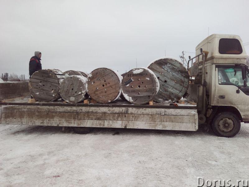 Грузоперевозки: борт 6м, груз до 8м, 4 тонны - Перевозки - Перевозка грузов: Исузу борт 6,2м Х 2,15м..., фото 4