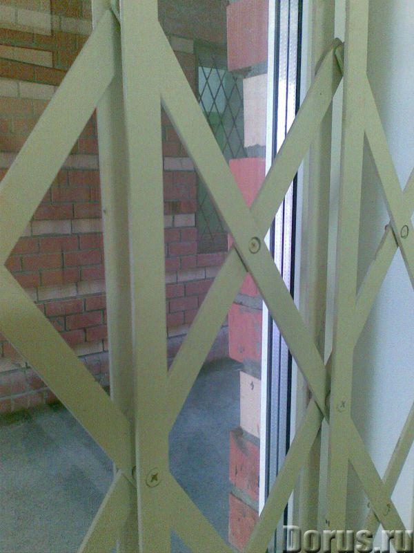 Решетки раздвижные на окна - Материалы для строительства - Предлагаем металлические раздвижные оконн..., фото 1