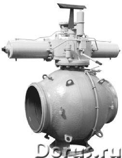 Краны шаровые Ду300 Ру80 Алексин - Промышленное оборудование - Поставляем краны шаровые всех диаметр..., фото 1